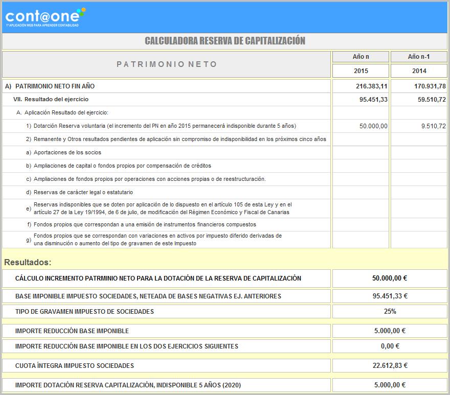 Contaone_Ejemplo_Como_Contabilizar_la_Reserva_de_Capitalización